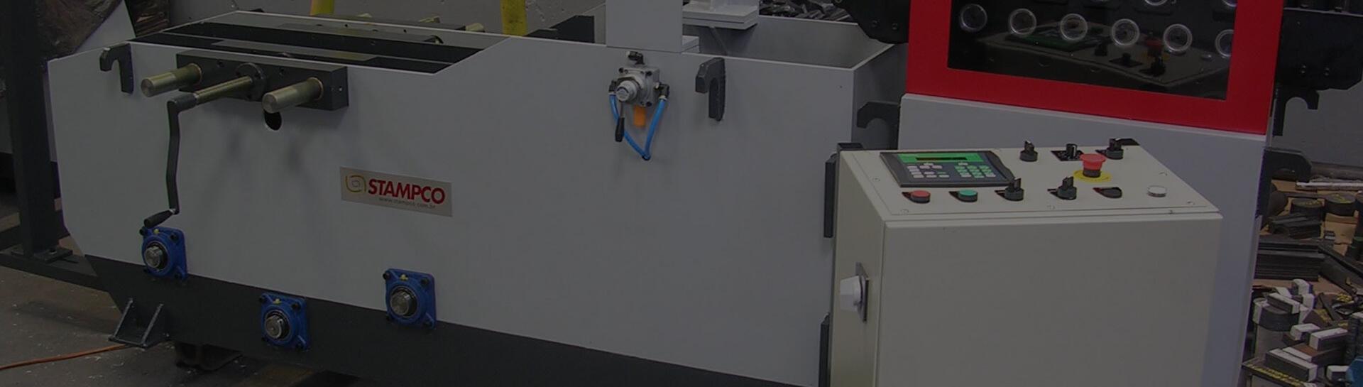Stampco Automação em Prensas